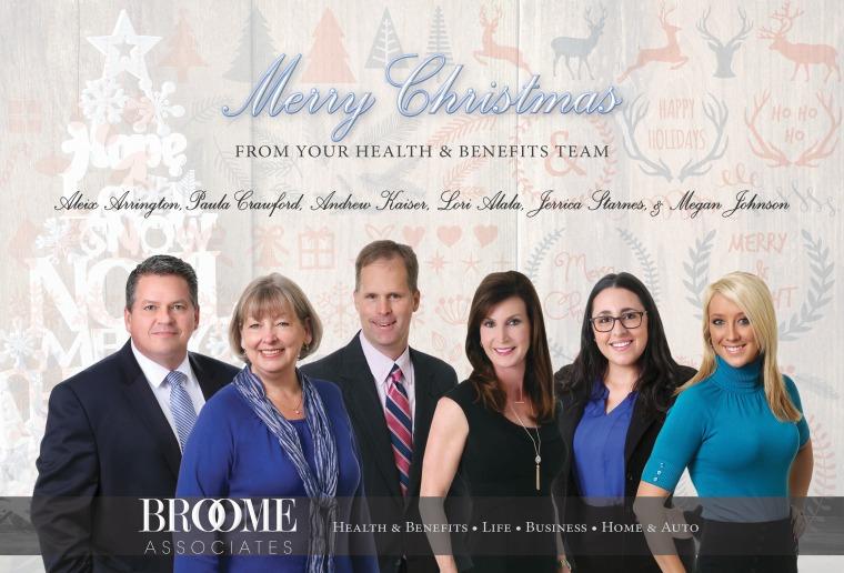 HB Christmas Card